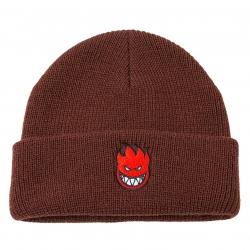 Spitfire Bighead Fill Dk Red bonnet