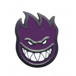 Spitfire Bighead Fill Black pins-badge