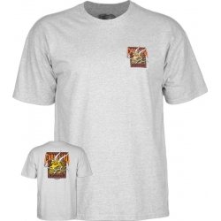 Powell Peralta Cab Street Dragon Gray S t-shirt