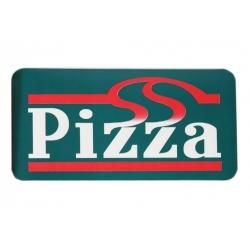 Pizza Double S sticker
