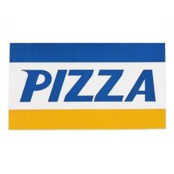 Pizza Mastercard sticker