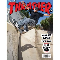 Thrasher March 2021 librairie
