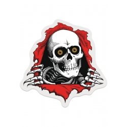 Powell Peralta Ripper 3 Die Cut sticker
