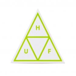 HUF Core Logo Essentials Green aufkleber