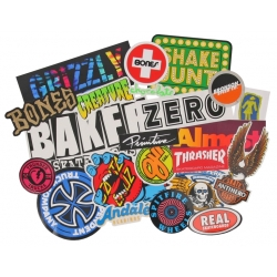 Independent Skateshop Pack 25 Stickers sticker