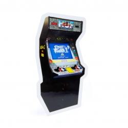 HUF Street Fighter II Arcade sticker