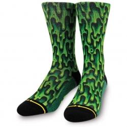 Merge4 Jimbo Slime socks
