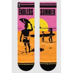 Merge4 The Endless Summer socks