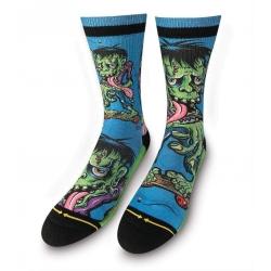 Merge4 Steve Caballero Frankenskate socks