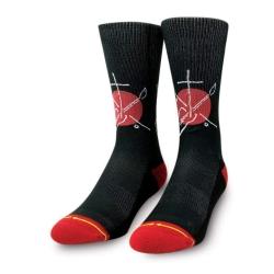 Merge4 Christian Hosoi Sacred socks