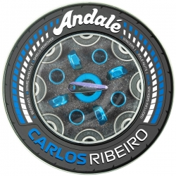 Andalé Pro Carlos Ribeiro roulements