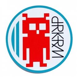 Darkroom Invasion sticker