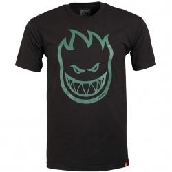 Spitfire Bighead SS Black t-shirt