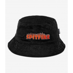 Spitfire Flash Fire Bucket Black casquette