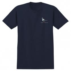 Anti-Hero Lil Pigeon SS Navy t-shirt