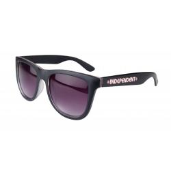 Independent Bar Cross Black lunettes-de-soleil