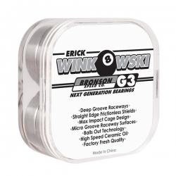 Bronson Pro Winkowski G3 bearings
