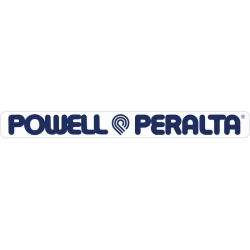 Powell Peralta Strip 4' Navy sticker