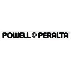 Powell Peralta Strip 4' Black pegatina