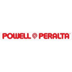 Powell Peralta Strip 4' Red sticker