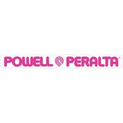 Powell Peralta Strip 4' Pink sticker