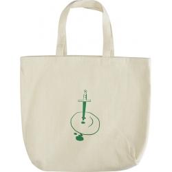 Emerica Spanky Tote Bag White luggage-storage