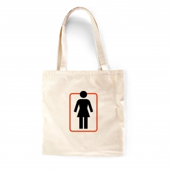 Girl Unboxed Tote Natural bagagerie