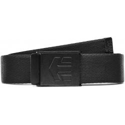 Etnies Staplez Black Grey ceinture