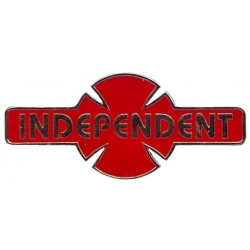 Independent OGBC Red pins-badge