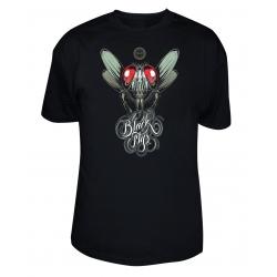 Black Flys Huit Fly / Artist Collab S t-shirt