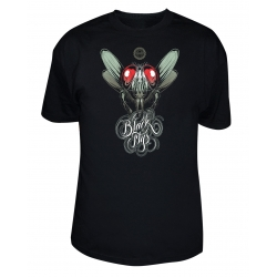 Black Flys Huit Fly / Artist Collab M t-shirt