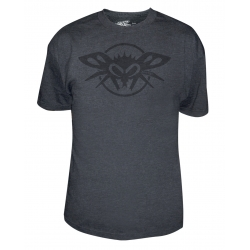 Black Flys Blacked Out Phantom Tee Grey S t-shirt