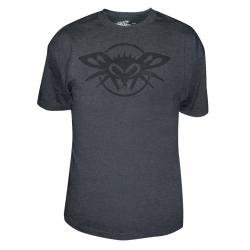 Black Flys Blacked Out Phantom Tee Grey M t-shirt