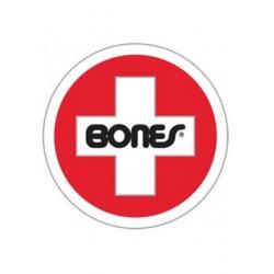 Bones Bearings Swiss Round 3' sticker