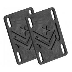 Mini Logo Riser Rubber 2.5mm pads