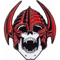 Powell Peralta Pin Per Welinder II Red pins-badge