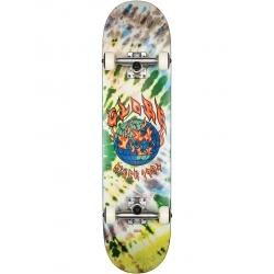 Globe G1 Ablaze - Tie Dye 7.75' complete-skateboard