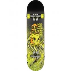 Globe G1 Nature Walk - Black/Toxic Yellow 8.125 complete-skateboard