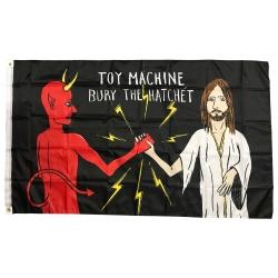 Toy Machine Bury The Hatchet banner