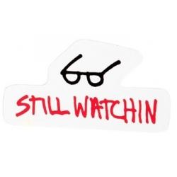 Thrasher Still Watchin sticker