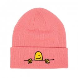 Thrasher Gonz SAD Logo Light Pink beanie