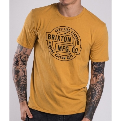 Pullman - Mustard